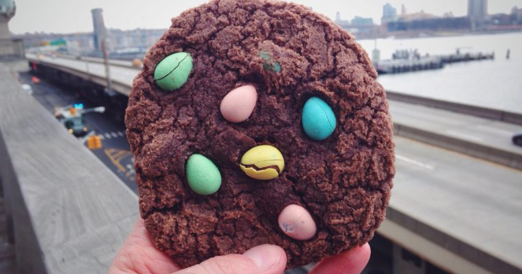 Yo' Dough Cookies
