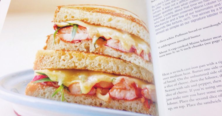 Luke's Lobster Cookbook