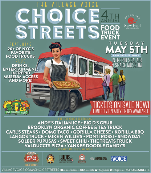 Village Voice Choice Streets 2015